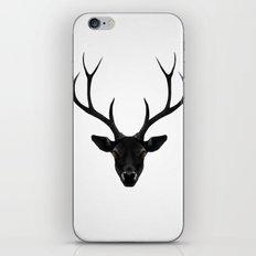 The Black Deer iPhone Skin