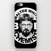 chemistry iPhone & iPod Skins featuring Chemistry by SwanniePhotoArt