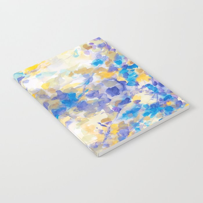 Canopy Blue Notebook