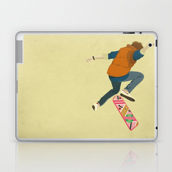 McFly Laptop & iPad Skin