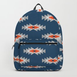 Minimal ethnic pattern Backpack
