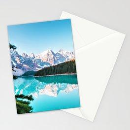 Lake Louise; Baniff, Canada Photographic Landscape Stationery Cards