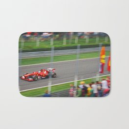 Fernando Alonso - 2013 Gran Premio d'Italia Bath Mat
