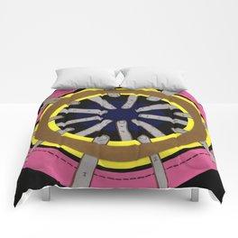radial blame III Comforters