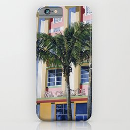 The Carlyle iPhone Case