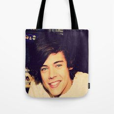 Harry Styles One Direction Tote Bag