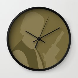 Han Solo Wall Clock