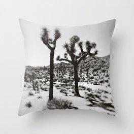 BOHO Joshua Tree Print Throw Pillow