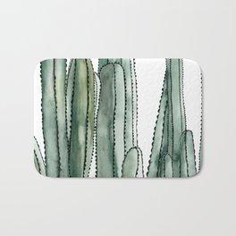 Desert Cactus Cluster Bath Mat