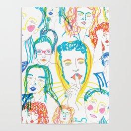 Fémina Poster