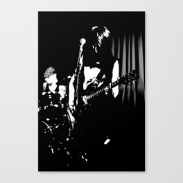 The Guitar. Canvas Print