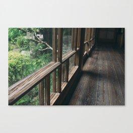 indoor/outdoor Canvas Print