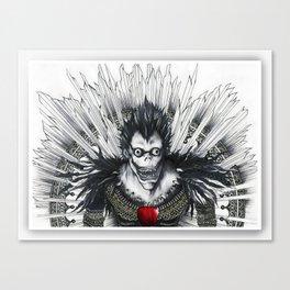 Royal Ryuk Canvas Print
