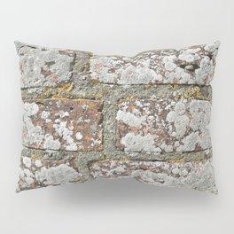 old wall bricks Pillow Sham