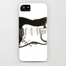 Stratocaster Guitar iPhone Case