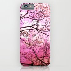 Surreal Pink Trees Nature  iPhone 6s Slim Case
