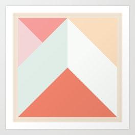Ultra Geometric II Art Print