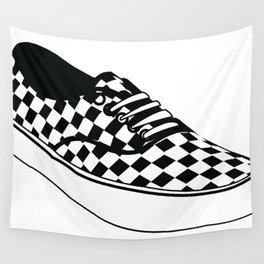 d042c49e34 Checker Wall Tapestries