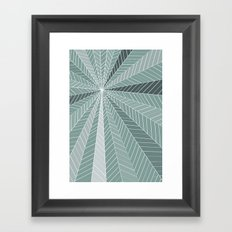 Burst by Friztin Framed Art Print