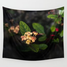 Sweet flowers Wall Tapestry