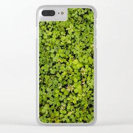Cloverfield Clear iPhone Case