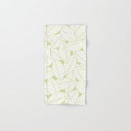 Leaves in Fern Hand & Bath Towel