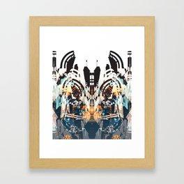91118 Framed Art Print