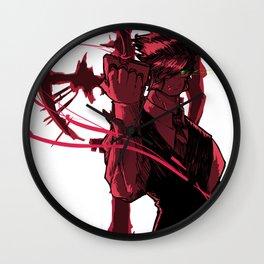 Klaus Von Reinherz Wall Clock