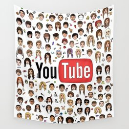 YouTube Wall Tapestry