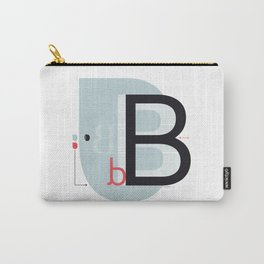 B b Carry-All Pouch