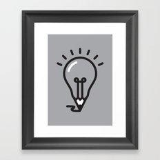 Great ideas Framed Art Print