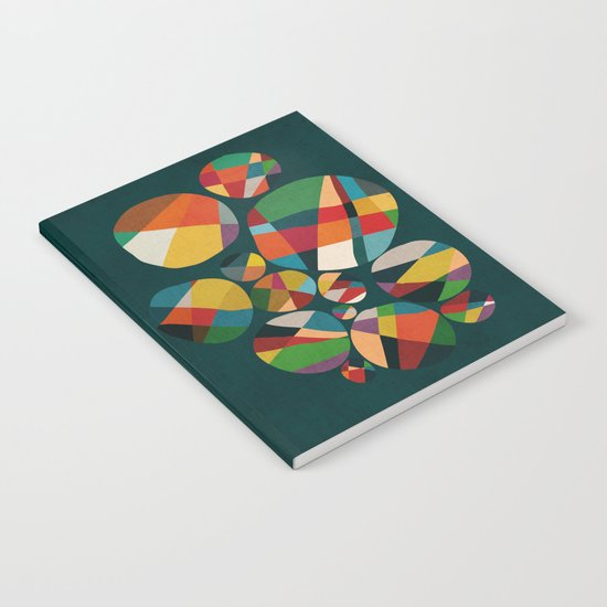 Wheel of fortune Notebook