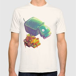 Lil Cube Hippo T-shirt