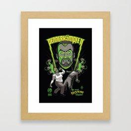 PennerKampfeII Framed Art Print