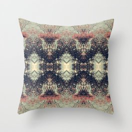 The Enchanted Forest No.8 Throw Pillow