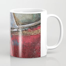 American Classic Car Doorhandle Coffee Mug