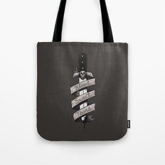 Blood, Sweat and Tears Tote Bag