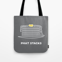 PHAT STACKS Tote Bag