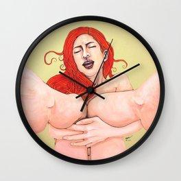 Instinctive Wall Clock