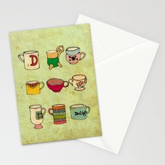 My Mugs! Stationery Cards