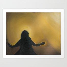 """Rise"" Art Print"