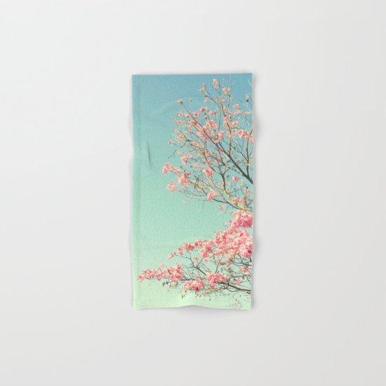 Spring Kissing the Sky Hand & Bath Towel