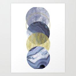 Moonlight #2 Art Print