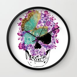 Beautiful Life By Jag Wall Clock