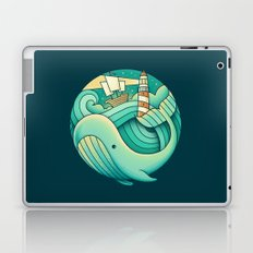 Into the Ocean Laptop & iPad Skin