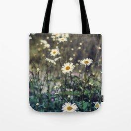 Daisy II Tote Bag