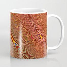 retro retro red Coffee Mug