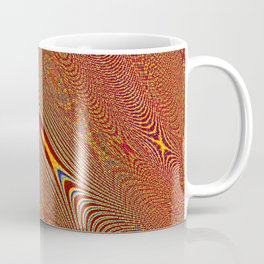 retro retro red Coffee Mug