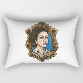 Helena G. Wells Rectangular Pillow