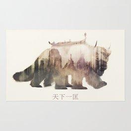 Sky Bison (Appa) Rug